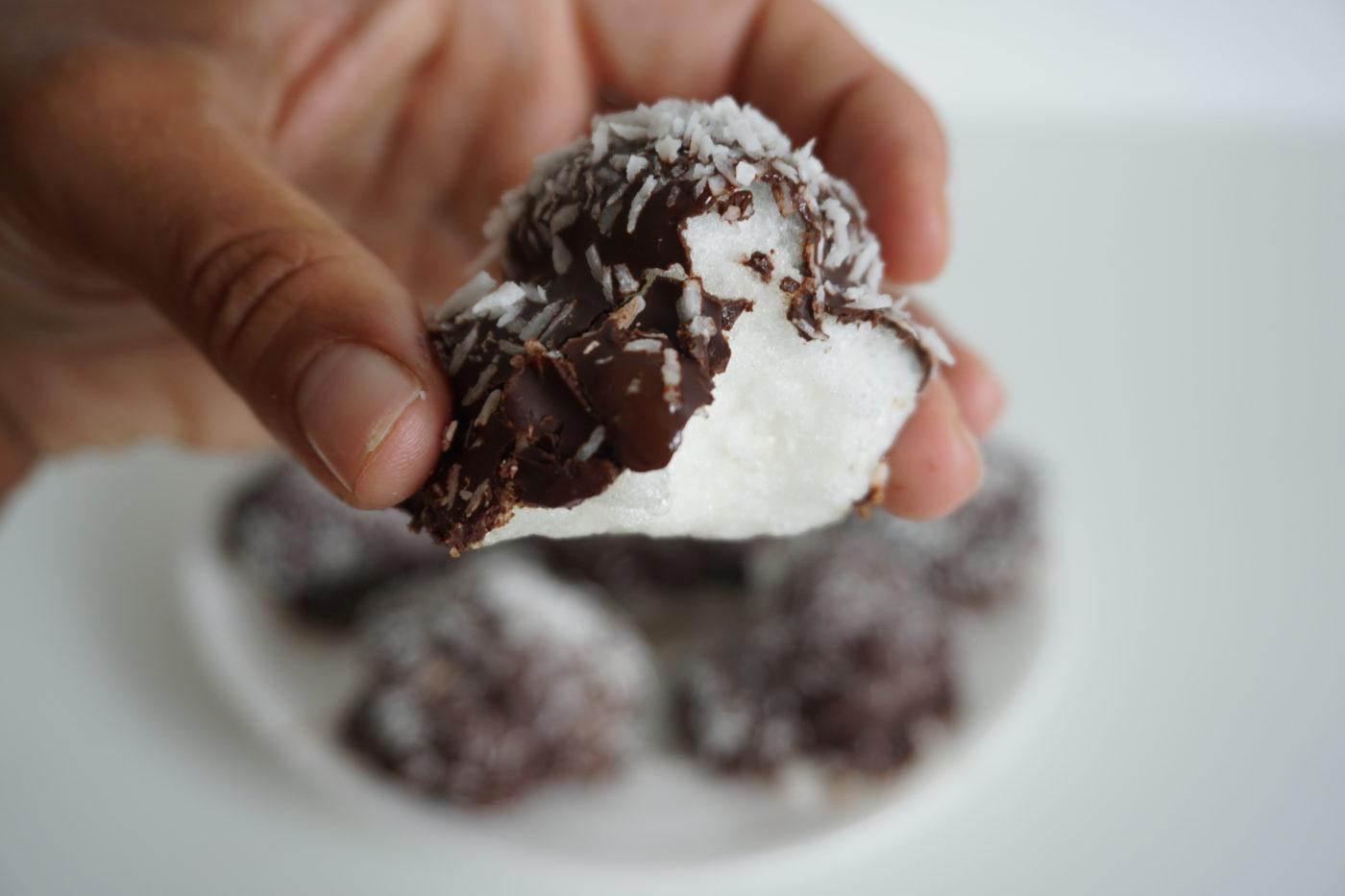 Kokosboller uten sukker dating